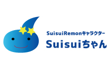 SuisuiRemonキャラクターSuisuiちゃん